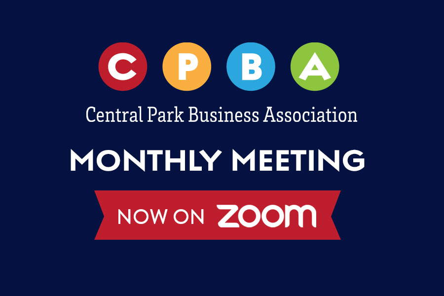 CPBA Monthly Meeting