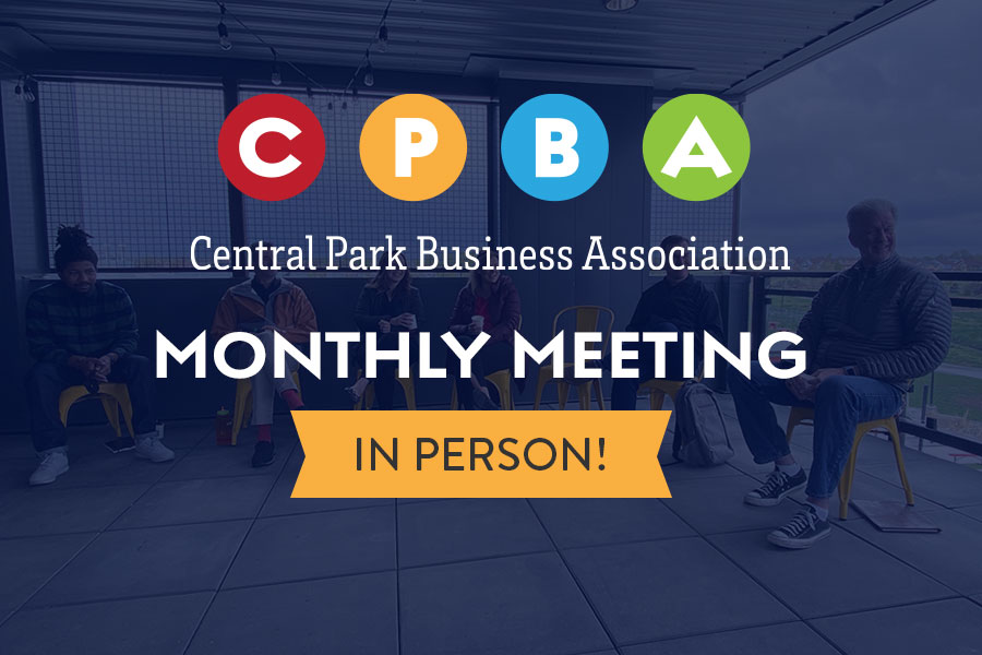 CPBA monthly meeting in person