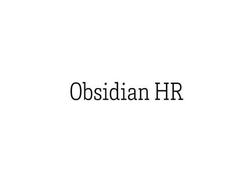 Obsidian HR