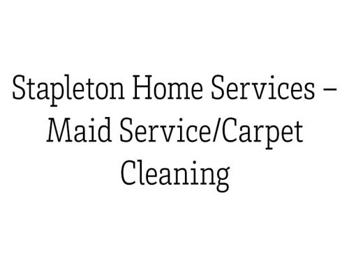 Stapleton Home Services