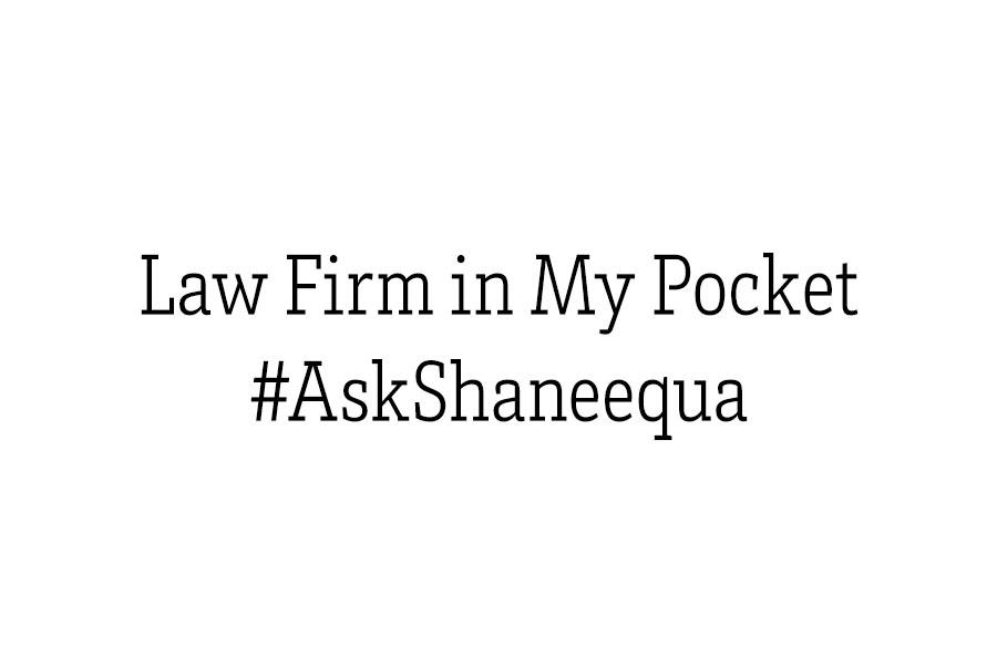 Ask Shaneequa